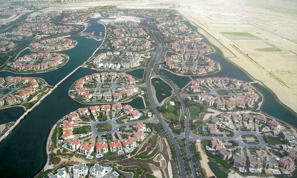 Jumeirah Islands Dubai
