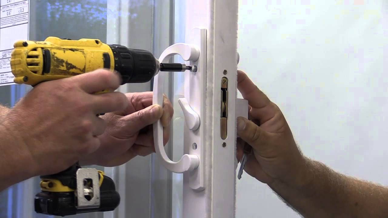 Patio Door Lock Change Dubai